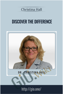 Discover the Difference - Christina Hall