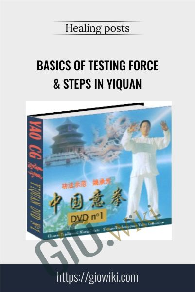 Basics of Testing force & steps in Yiquan – Healing posts