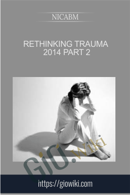 Rethinking Trauma 2014 Part 2 - NICABM