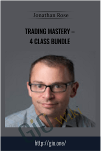 Trading Mastery – 4 Class Bundle