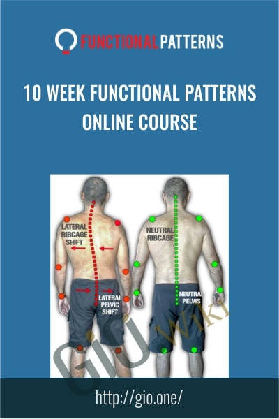 10-Week Functional Patterns Online Course - Naudi Aguila