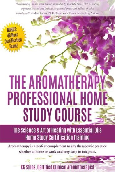 Aromatherapy Home Study Course & 48 Hour Certification Exam - Choices & Illusions