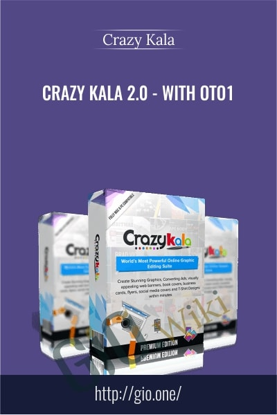 Crazy Kala 2.0 - With OTO1 - Crazy KalaCrazy Kala 2.0 - With OTO1 - Crazy Kala