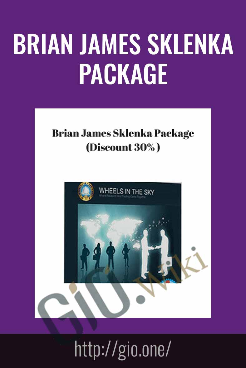 Brian James Sklenka Package - Brian James
