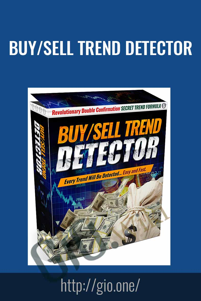Buy/Sell Trend Detector