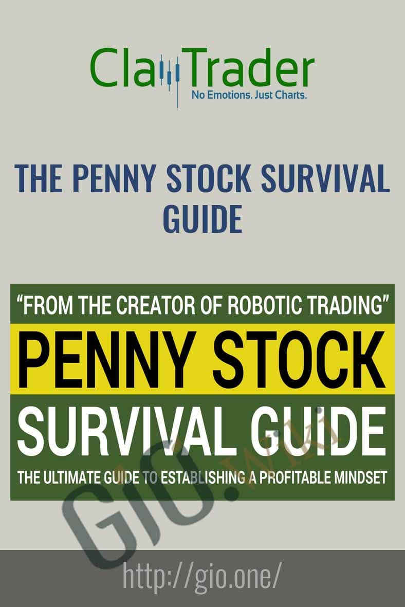 The Penny Stock Survival Guide - Claytrader