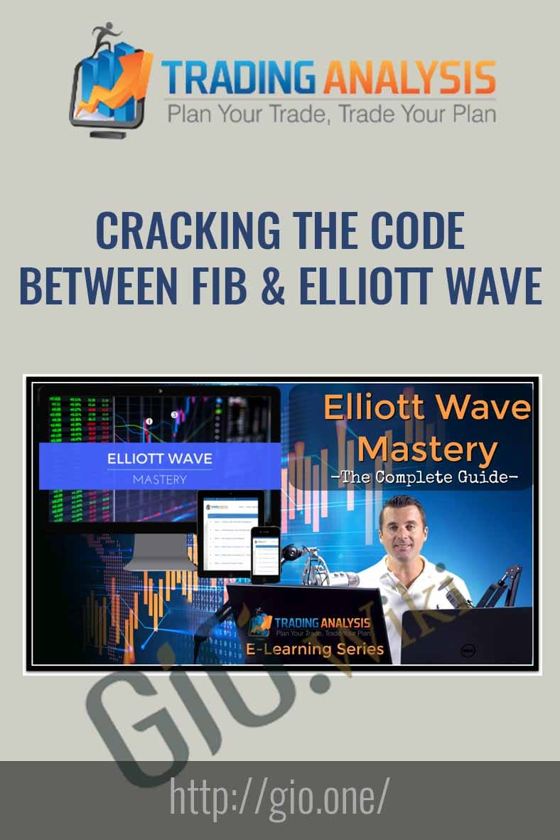 Cracking the Code Between Fib & Elliott Wave - Trading Analysis