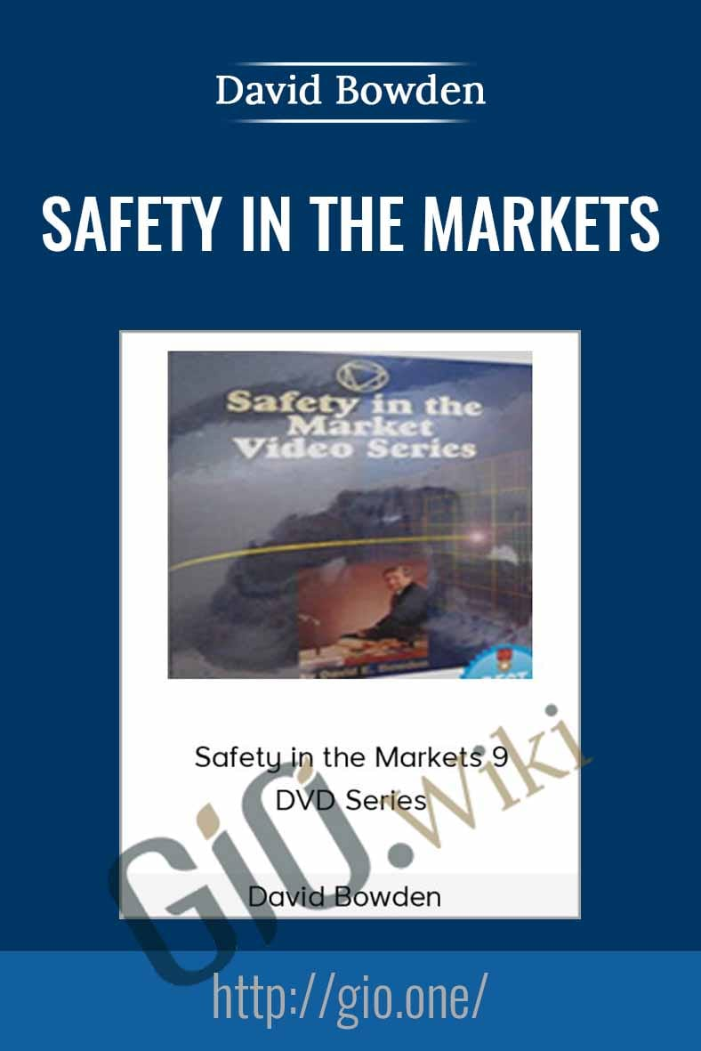 Safety in the Markets 9-DVD Series - David Bowden