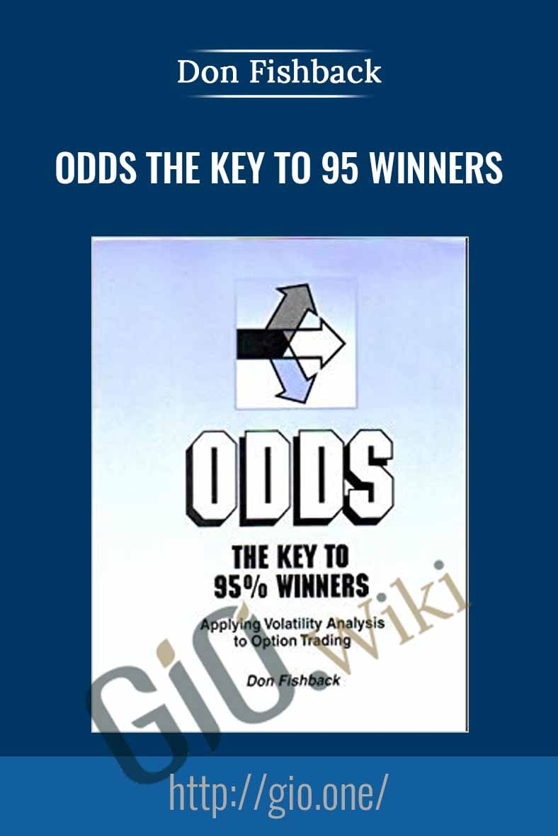 ODDS The Key to 95 Winners - Don Fishback