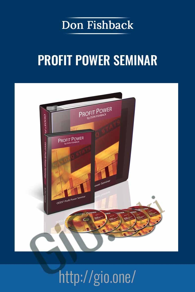Profit Power Seminar - Don Fishback