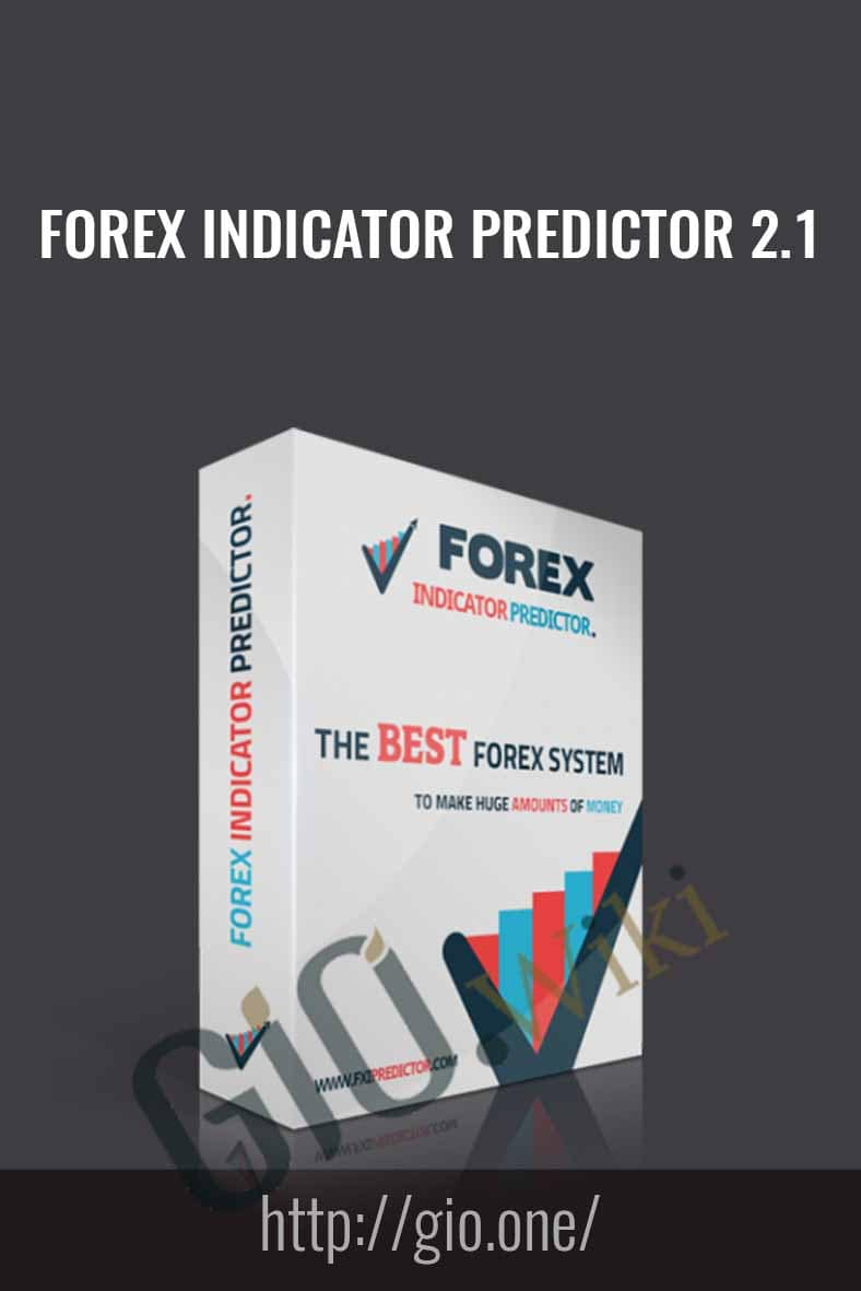 Forex Indicator Predictor 2.1