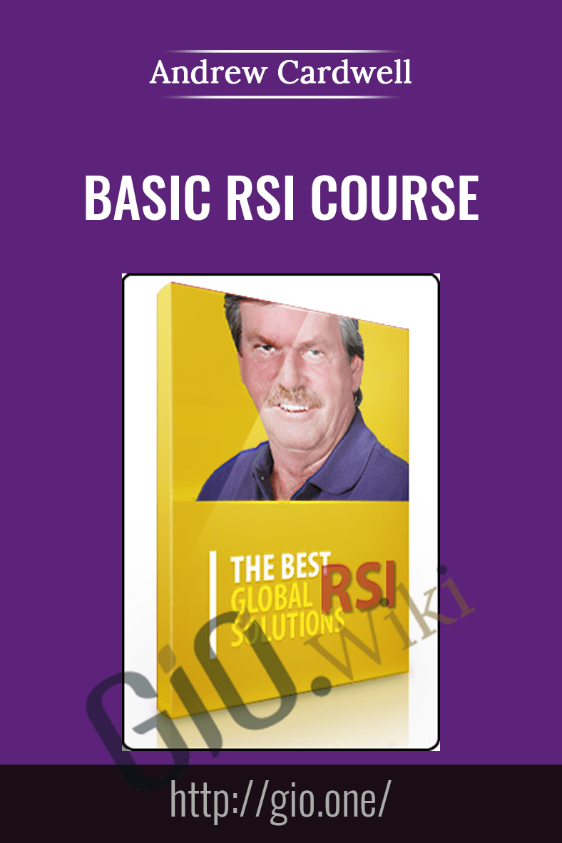 Basic RSI Course - Andrew Cardwell