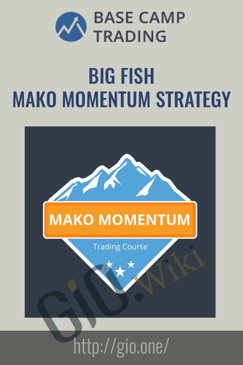 Big Fish Mako Momentum Strategy - Base Camp Trading