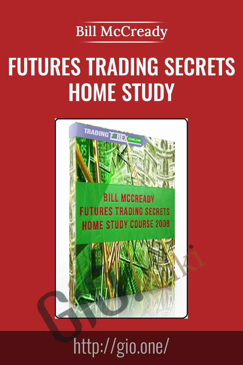 Futures Trading Secrets Home Study - Bill McCready