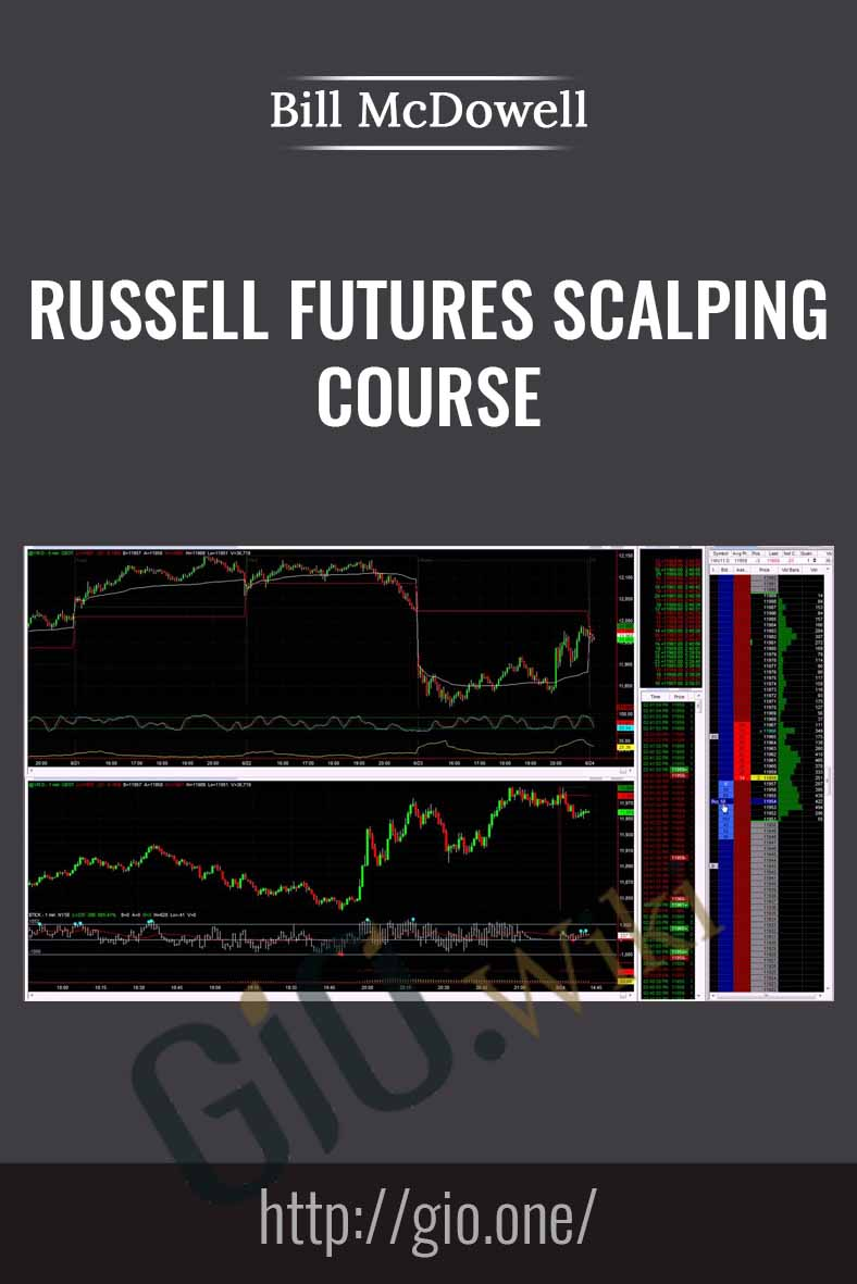 Russell Futures Scalping Course - Bill McDowell