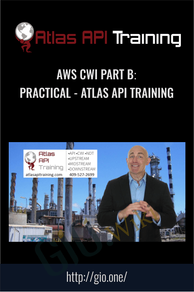 AWS CWI Part B: Practical - Atlas Api Training