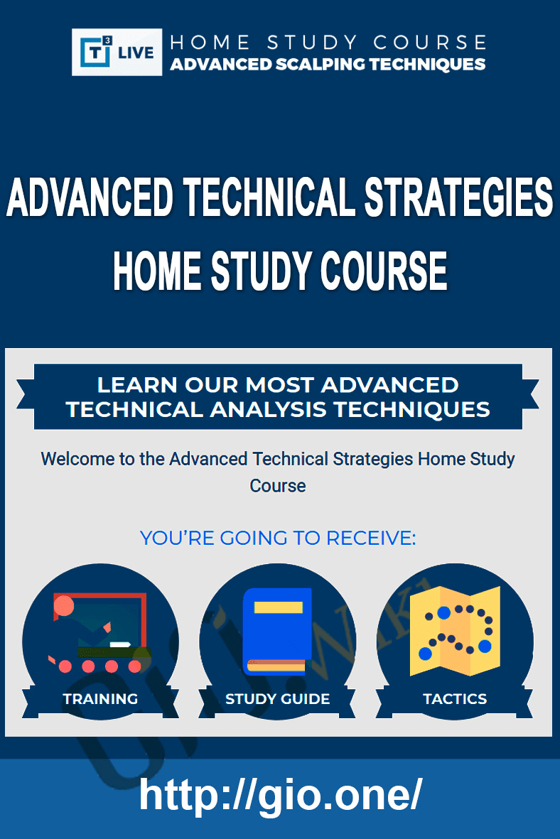 Advanced Technical Strategies Home Study Course - Infusionsoft