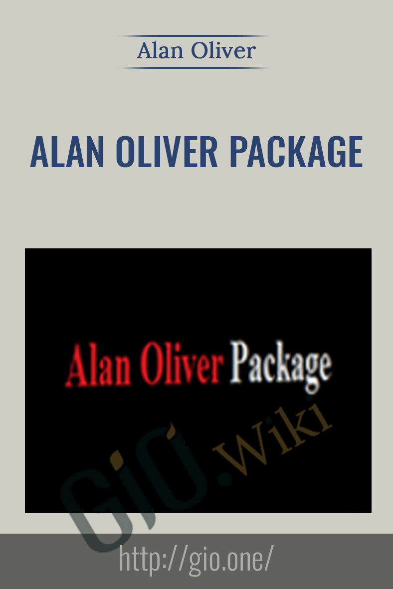 Alan Oliver Package