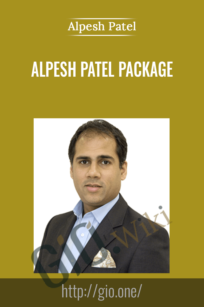 Alpesh Patel Package