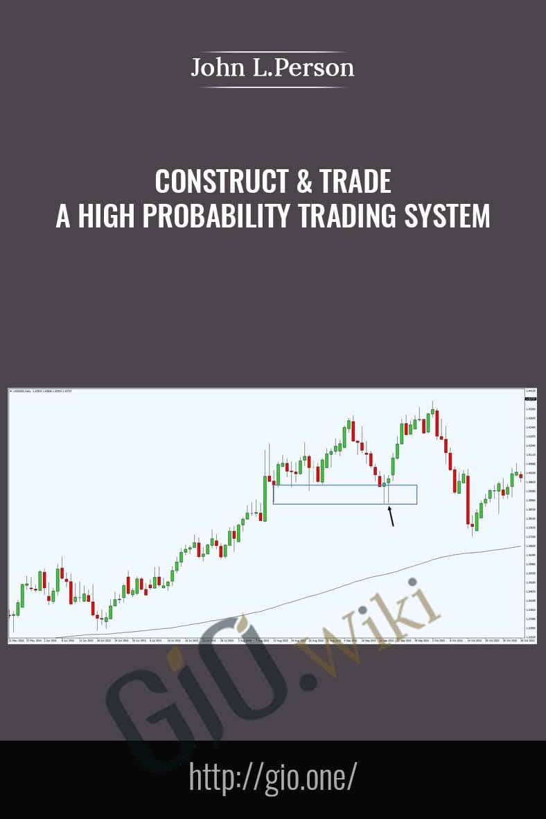Construct & Trade a High Probability Trading System - John L.Person