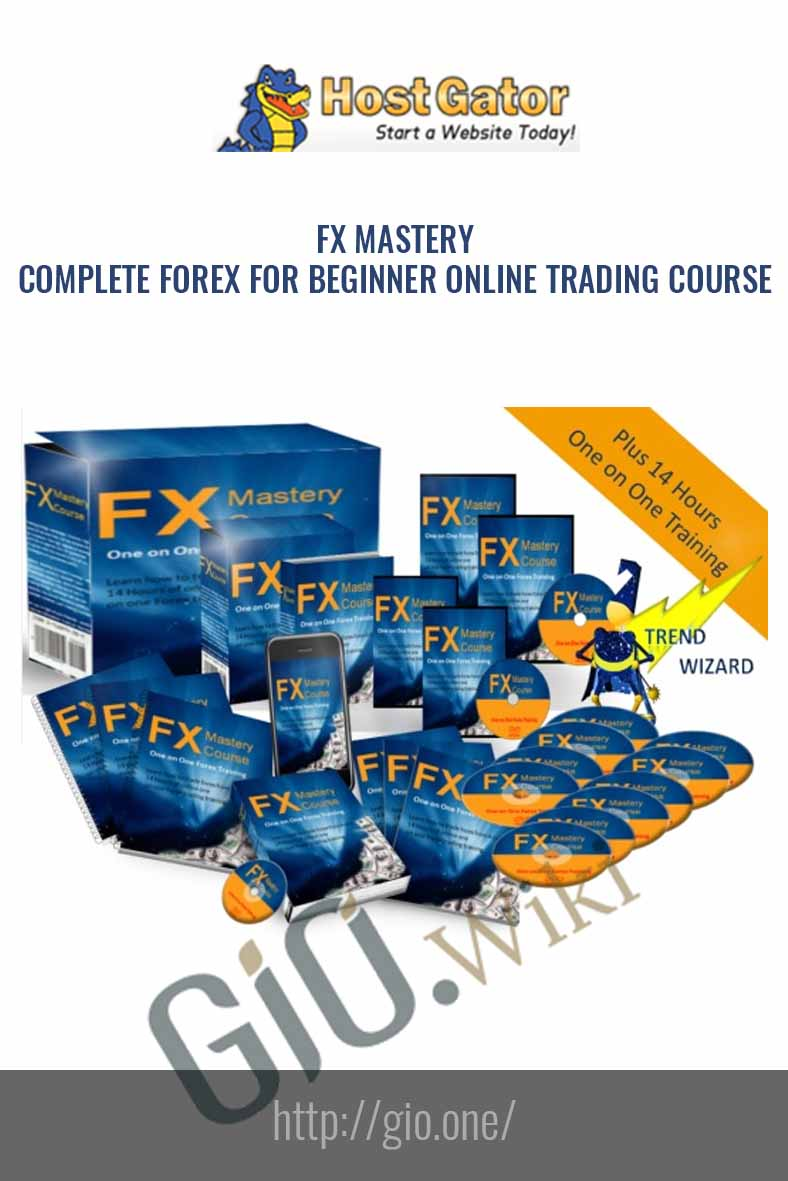Complete Forex for Beginner Online Trading Course - FX Mastery