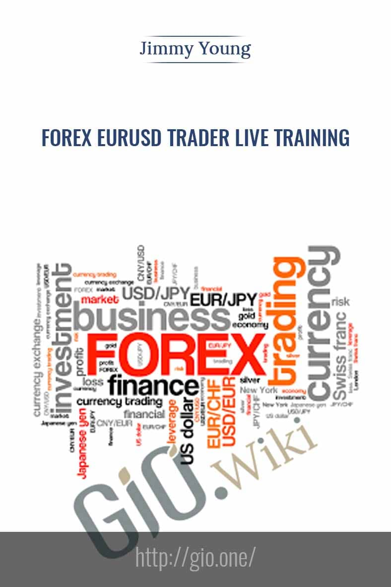 Forex EURUSD Trader Live Training (2012) - Jimmy Young
