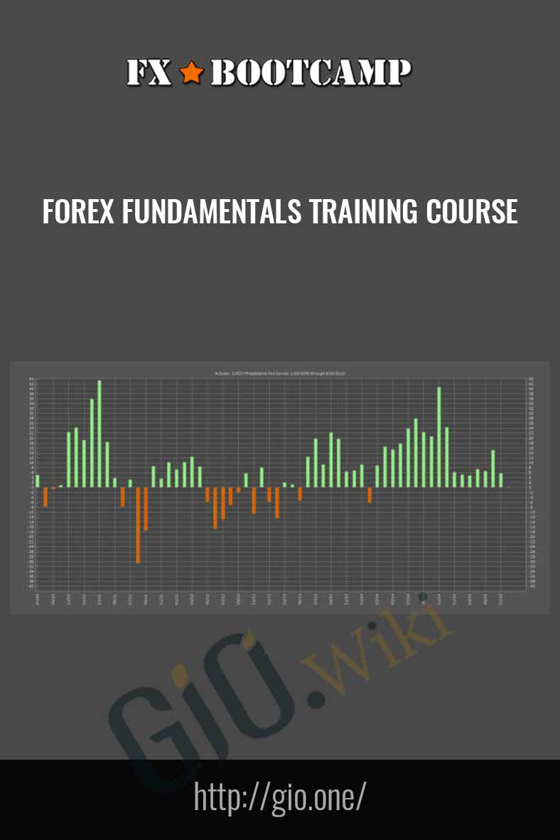 Forex Fundamentals Training Course - FX Boot Camp