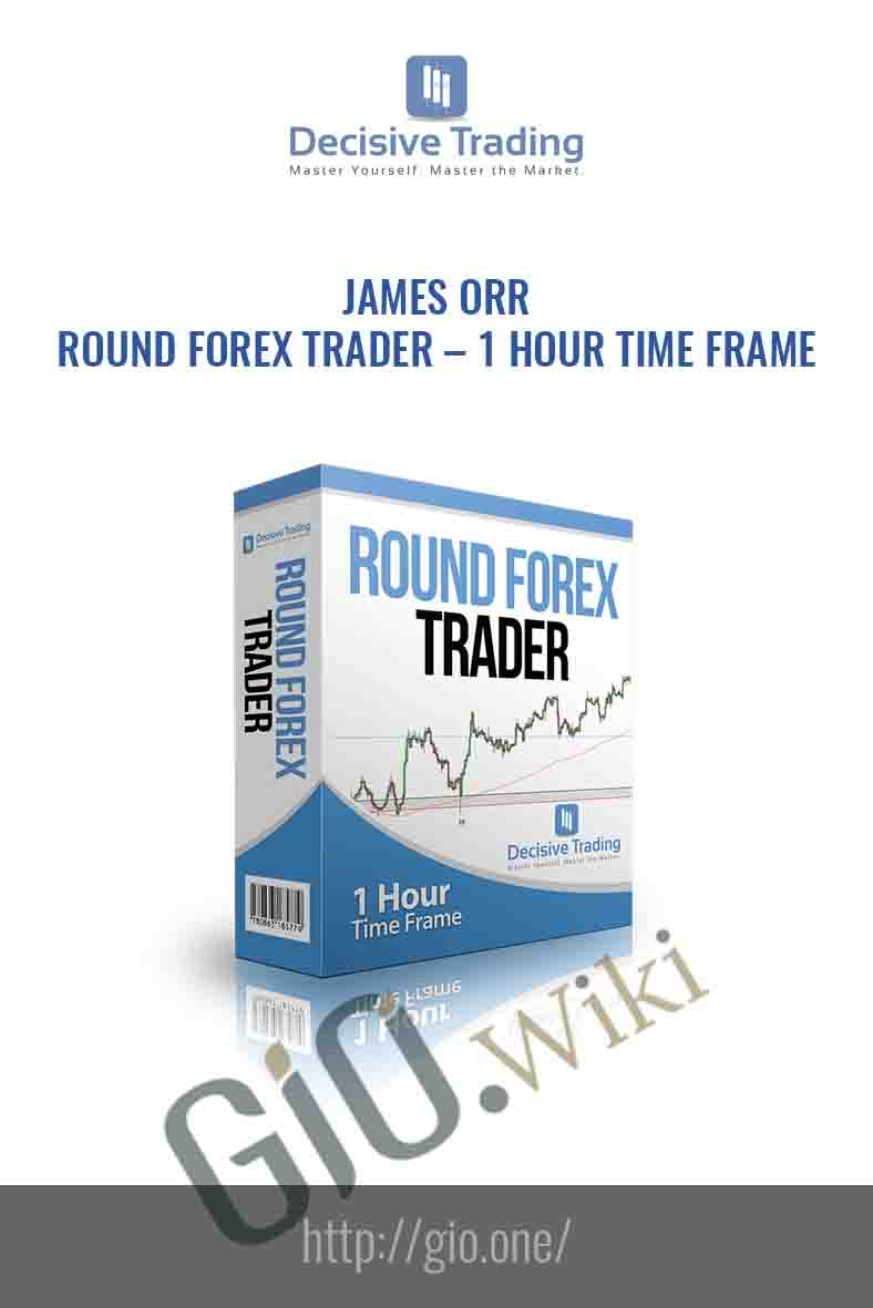 Round Forex Trader – 1 Hour Time frame - James Orr - Decisive Trading