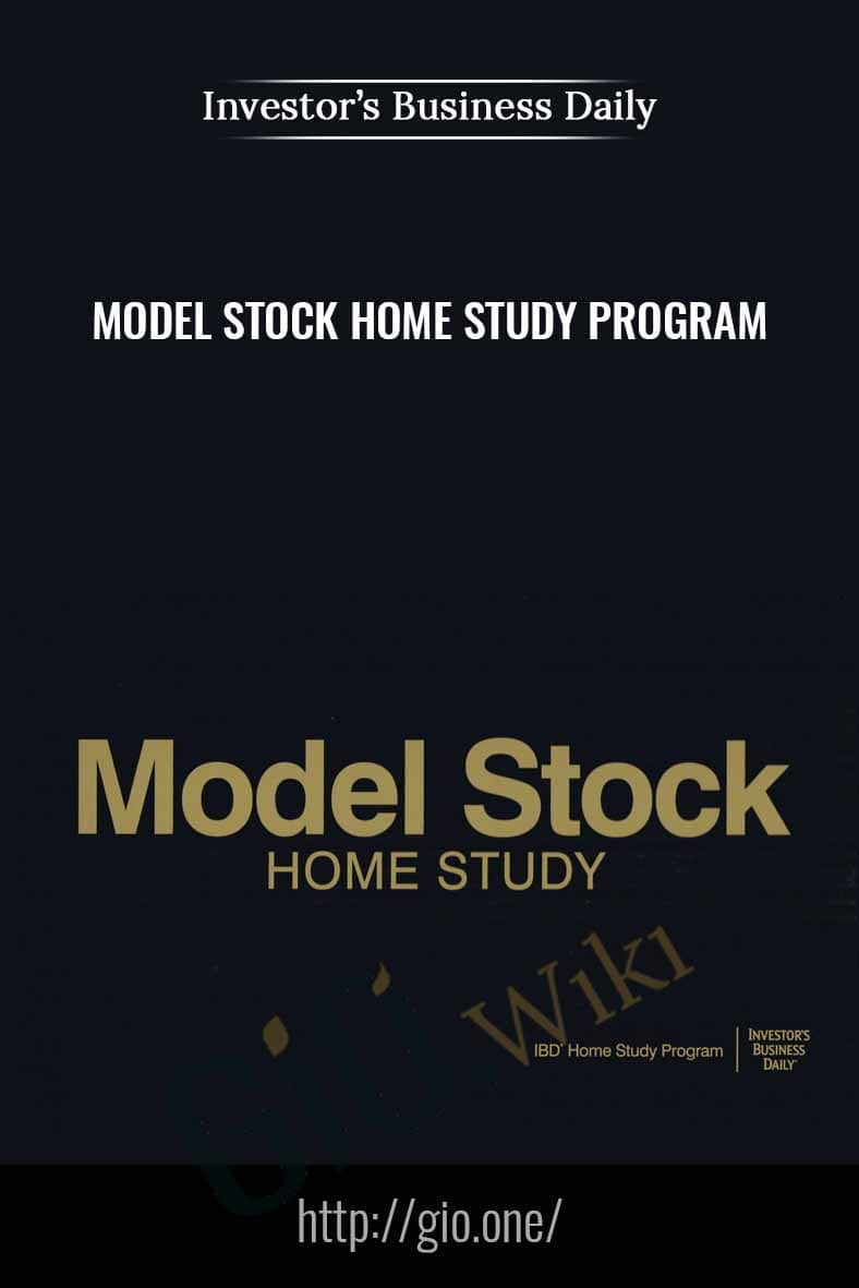 Model Stock Home Study Program - IBD