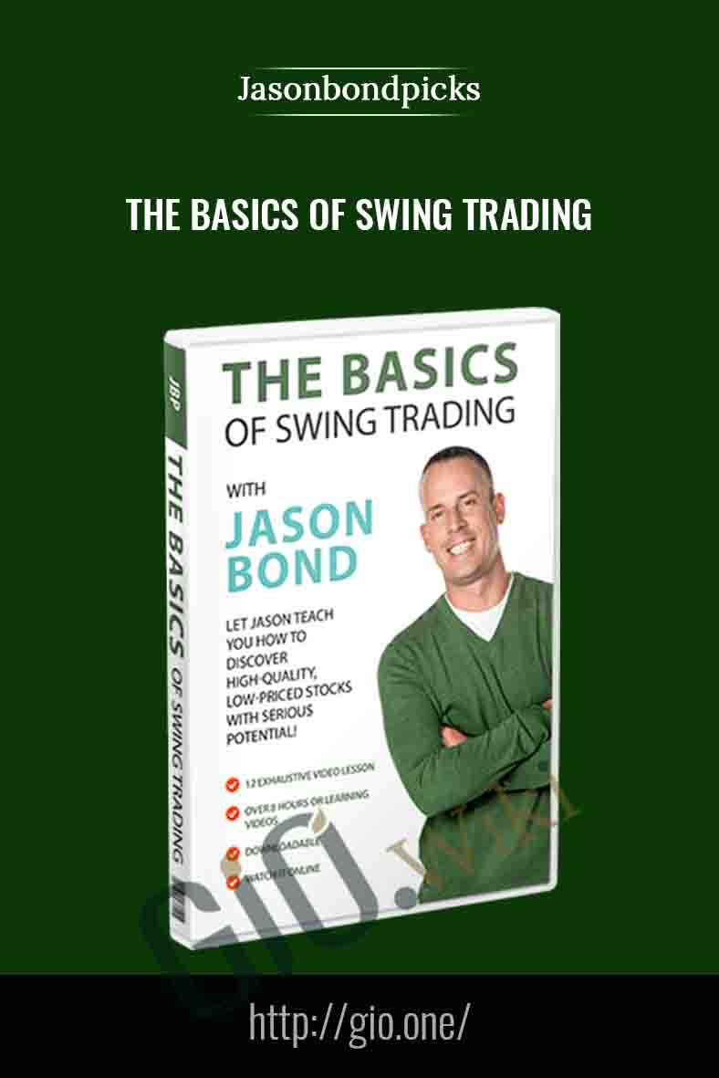 The Basics of Swing Trading - Jasonbondpicks