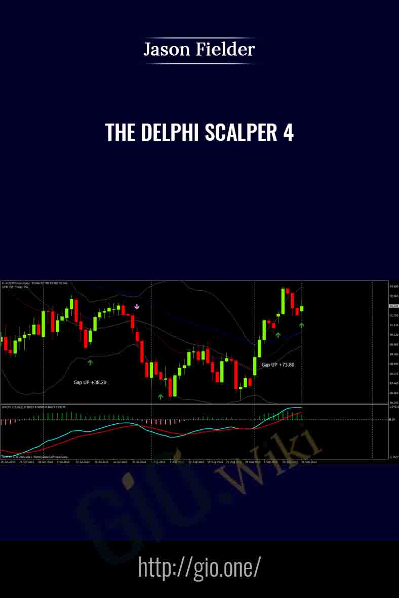 The Delphi Scalper 4 - Jason Fielder