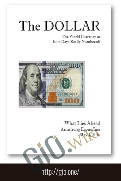 The Dollar (Currency) Report - Armstrongeconomics