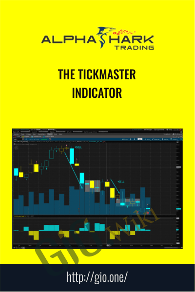 The Tickmaster Indicator - Alphashark