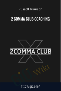 2 Comma Club Coaching - Russell Brunson
