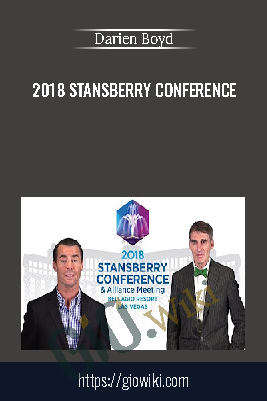 2018 Stansberry Conference - Darien Boyd