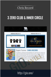 3 Zero Club & Inner Circle – Chris Record