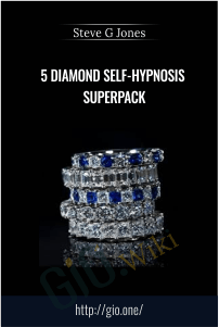 5 Diamond Self-hypnosis SuperPack – Steve G Jones