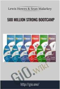 500 Million Strong Bootcamp – Lewis Howes and Sean Malarkey