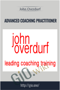 Advanced Coaching Practitioner – John Overdurf