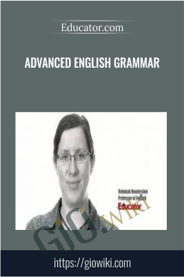 Advanced English Grammar - Educator.com