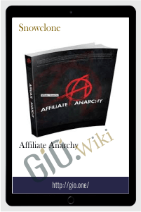 Affiliate Anarchy - Snowclone