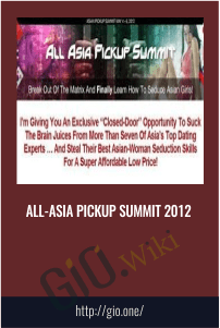All-Asia Pickup Summit 2012