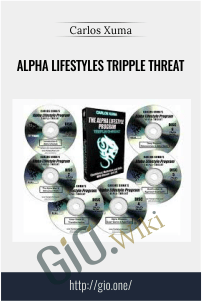 Alpha Lifestyles Tripple Threat – Carlos Xuma