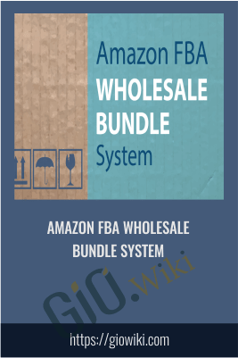 Amazon FBA Wholesale Bundle System - Mommy Income