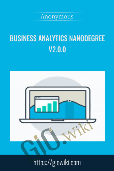 Business Analytics Nanodegree v2.0.0