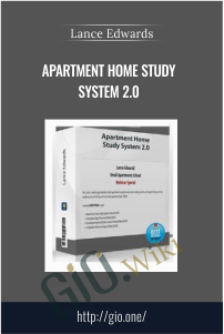 Apartment Home Study System 2.0 – Lance Edwards