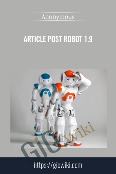 Article Post Robot 1.9