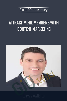 Attract More Members with Content Marketing
