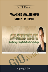 Awakened Wealth Home Study Program – Derek Rydall