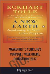 Awakening To Your Life's Purpose 7 week Online Course June 2017